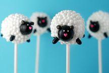 Baa Baa Baby Sheep Shower
