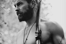 Hairstyles/beards