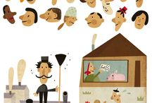 Illustration / by PuifAi Chotitananun