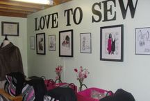 Business: Sewing Cafe / Teaching sewing to kids and adults in cafe setting;   sewing machines provided;  individual or groups;  parties
