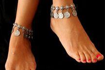 Anklets we love
