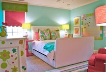 Kids Bedrooms / by Anna Womack