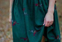 vintage skirts