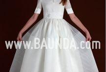vestidos 1♡Comunhão