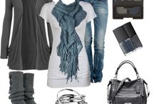 Hair, clothes & my style