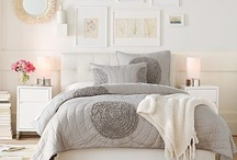 Bedroom stuff / A place of clam & love! / by Jo Bartlett