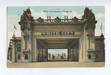The White City - Chicago, Columbian Exposition of 1893  / by Bill Mulcahy