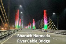 Want To Know All About Bharuch Narmada River Cable Bridge
