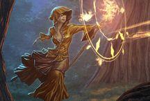 Fantasy Art: Wizard