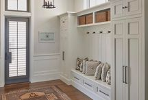 Laundry/Mud Room Combo