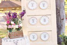 Ślub - tablice i numery