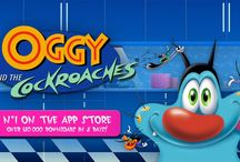 Oggy And The Cockroaches / funny runner game based on the French animated comedy series (iOS, Android)