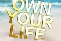 """Own Your Life / Have you ever thought about what it would be like to """"Own Your Life?""""  This is what I think it means to """"Own Your Life""""…  When you subtract out the sleeping time, commuting time, working time and things you have to do each and every day of your life, most people don't have more than one to two hours a day to do what they would like to do; and then, would they have the money to do it?  We have discovered a way a person can learn how to """"Own Their Life"""" by building a home-based-business; and..."""