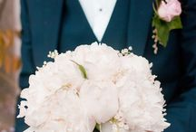 blue navy wedding suit with bow tie ideas