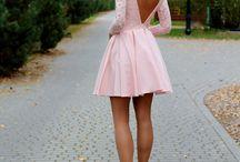 korta fina klänningar