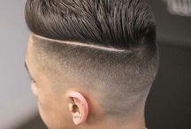 Coupe de cheveux