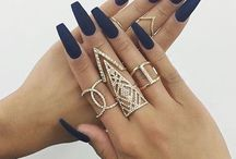 D R A G O N  S C A L E S / Its all about nails, form the colours to the style even the shapes