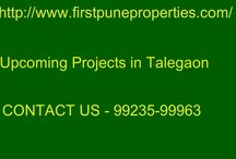 Upcoming Projects in Talegaon