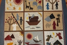 Bible quilts