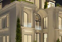 Exteriors facades