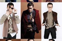 Celebrities Mens style