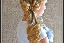Hair styles / All sorts of cute hair styles