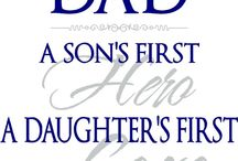 Father day / by Emily Robinson