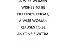 Feisty: Words to Live By