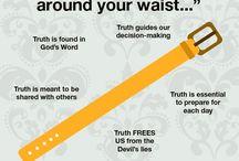 Full armour of God