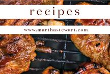 --- BBQ SEASON --- / Recipes for grilling