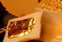 pan de oro, plata, etc...
