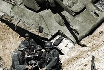 WWII - Battle of Stalingrad 1942-43 / 17 July 1942 — 2 February 1943