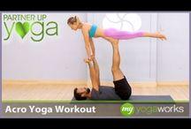 Yoga / Married life lol