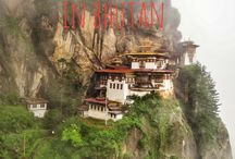 Travel: BHUTAN / Everything you need to know about travel in Bhutan. Where to go in Bhutan, top things to do in Bhutan, best things to eat in Bhutan, where to stay in Bhutan, and so much more.