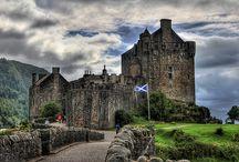 Castles / by Sandra Rolin
