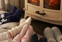 Winter / Winter - its the most wonderful time of year! Crisp white mornings are the best signs of winter, its time to wrap up warm and snuggle on the sofa