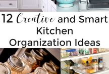 Kitchen Organization Ideas