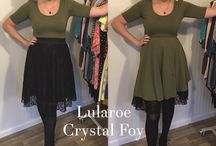 LuLaRoe Outfit Ideas