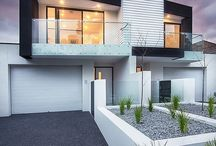 Townhouses / Contemporary