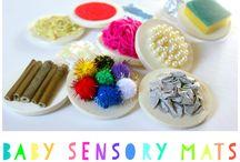sensory walls