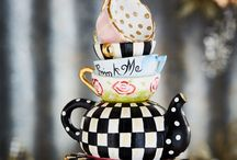 Alice In Wonderland Decoration