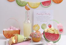 Party Stationery Ideas