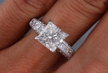 Channel Set  Engagement Rings / Ideas for Channel Set  Engagement Rings