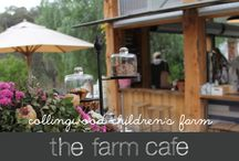 collingwood childrens farm - the farm cafe