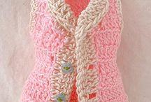 crochet poppenkleertjes