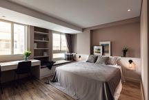 Дизайн кабинета в спальне