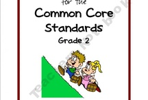 Common Core GPS / Hall County Teachers are sharing CCGPS resources.  / by Sherri Jarrett