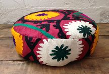Pillows and pattern