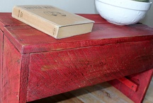 DIY Furniture & other Wood Projects / by Bernadette