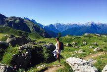 Breathtaking places / Tofane Cortina d'Ampezzo